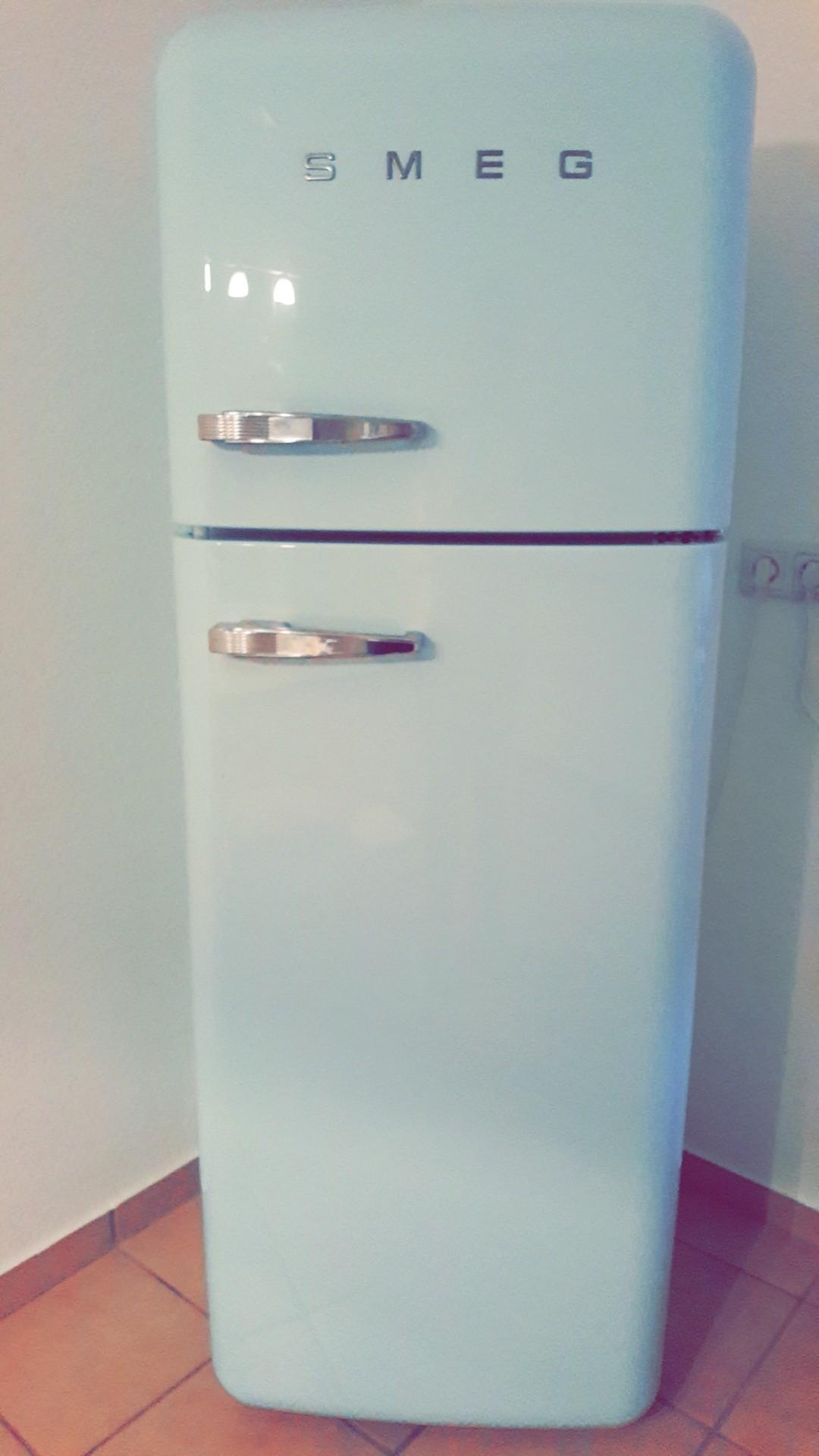 Smeg Kühlschrank Verkaufen : Gebraucht wohnungsauflösung retro smeg kühlschrank in