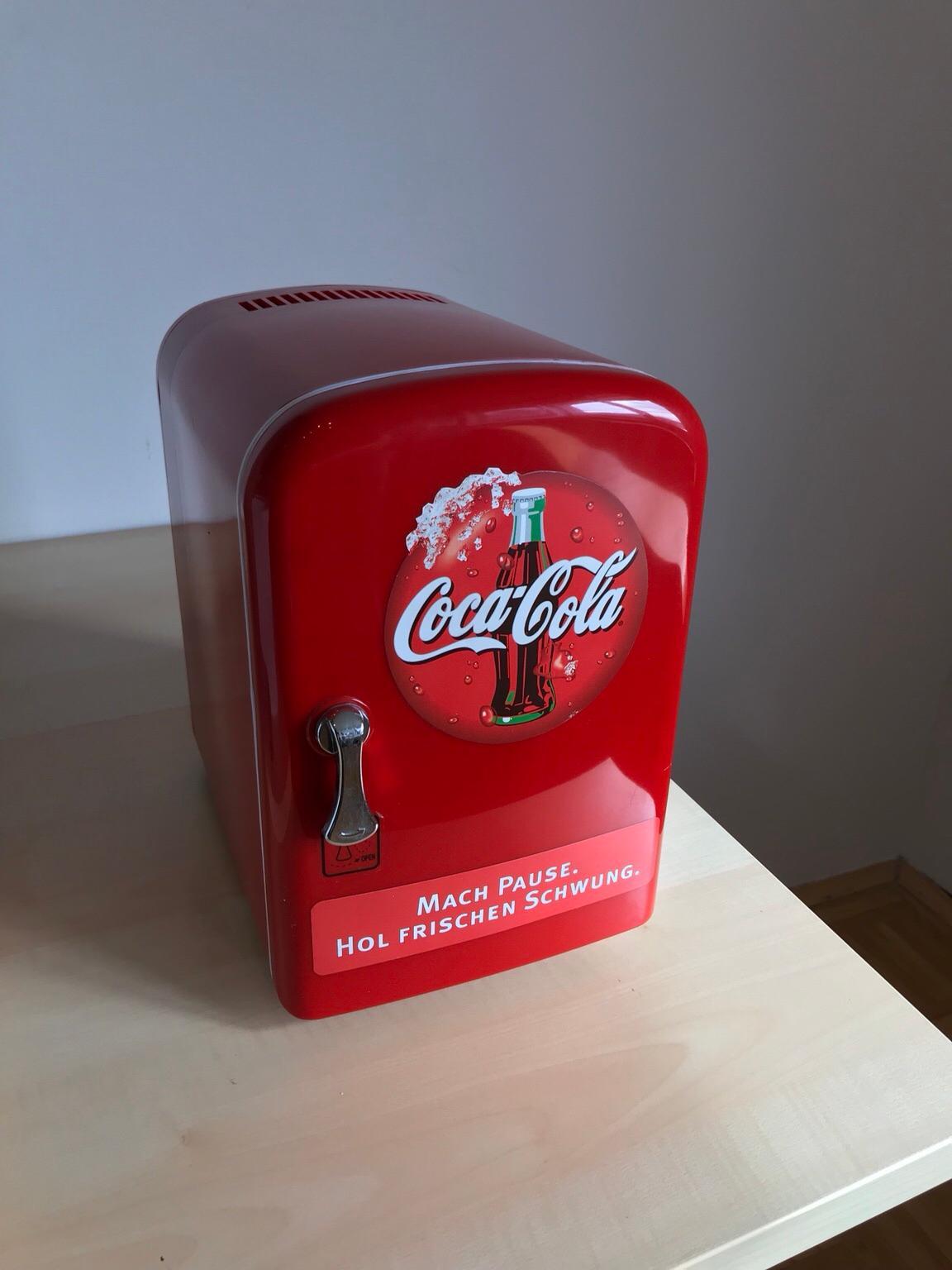 Kleiner Kühlschrank Cola : Gebraucht mini kühlschrank coca cola in klagenfurt um u ac