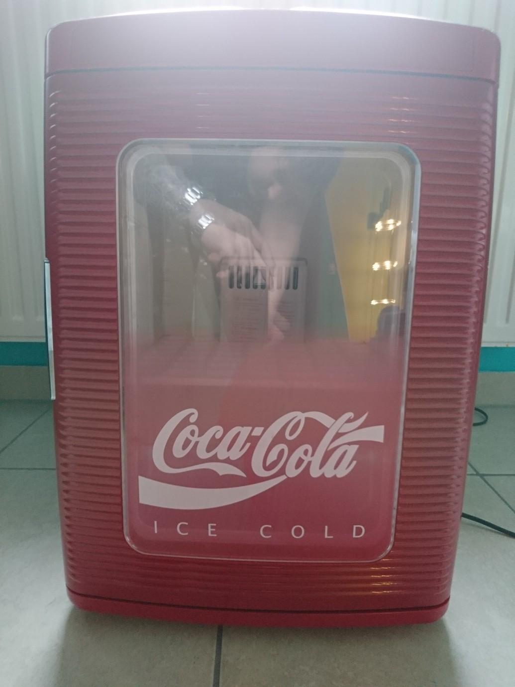 Kleiner Kühlschrank Cola : Gebraucht coca cola mini kühlschrank in maria neustift um
