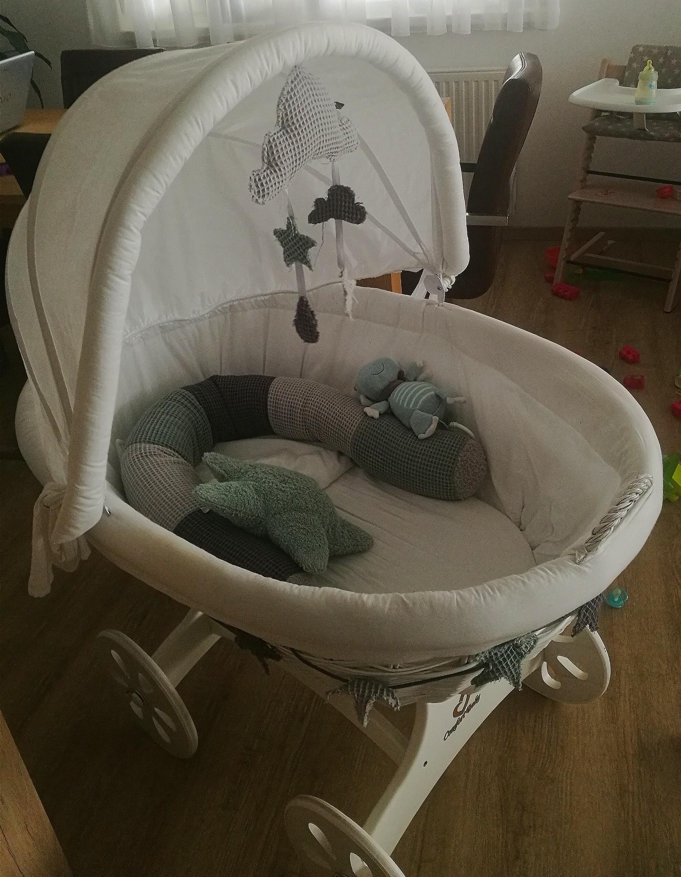 Gebraucht comfort baby stubenwagen xxl in gemeinde schwechat
