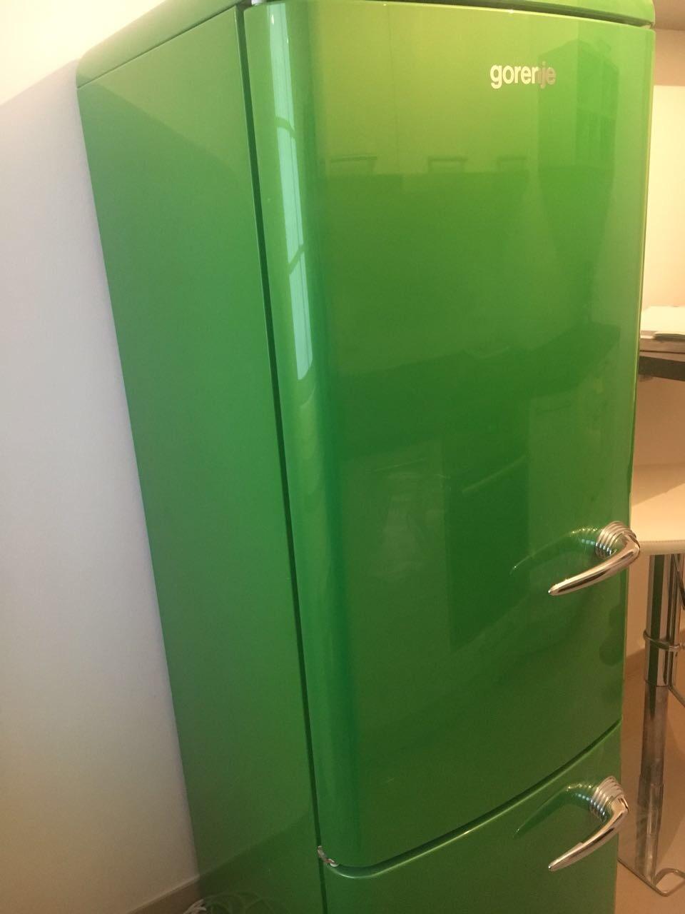 Gorenje Kühlschrank Grün : Gebraucht gorenje kühlschrank retro grün in münchen um