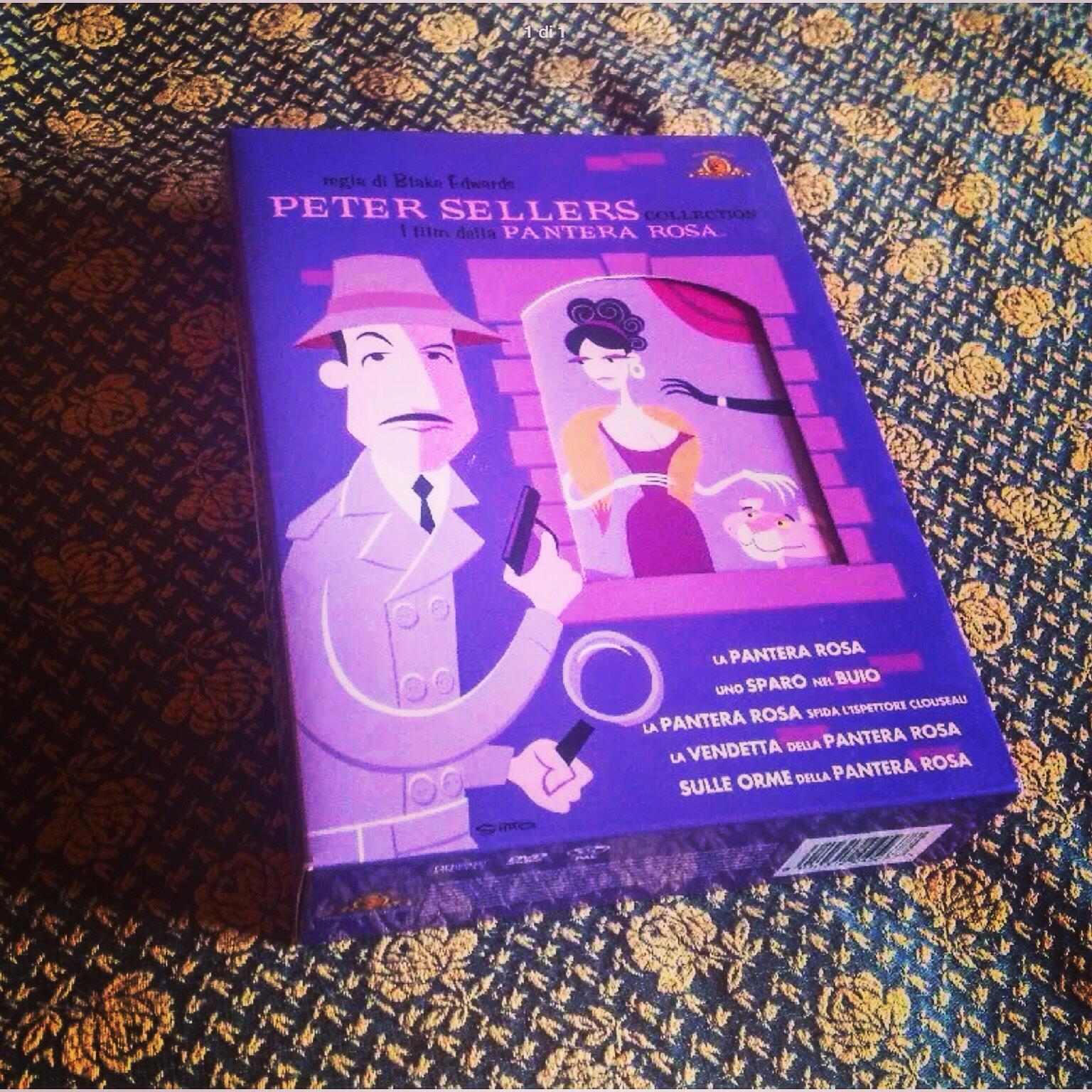 Peter Sellers Collection - La Pantera Rosa
