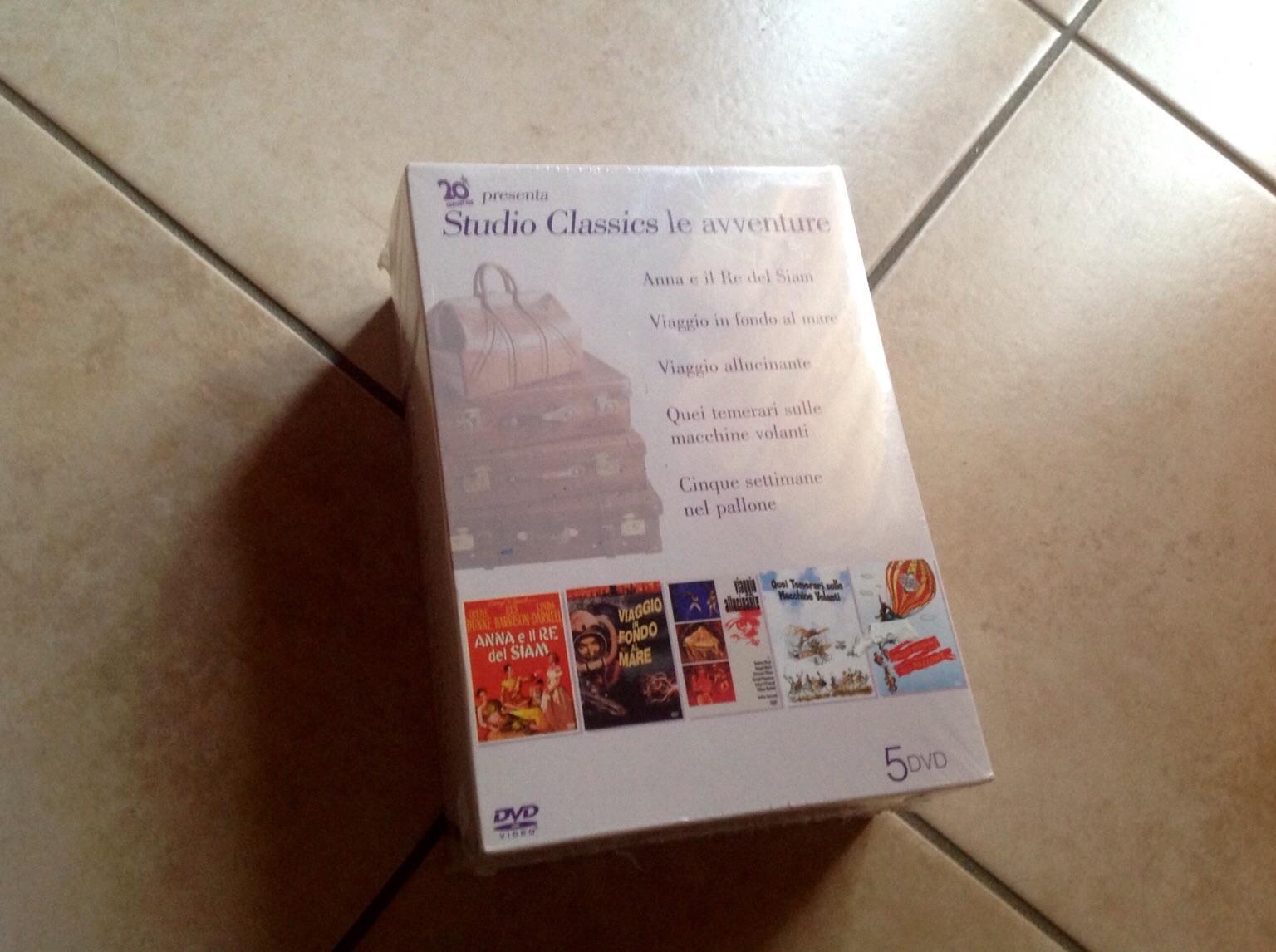 Studio Classics - Le avventure - 5 DVD