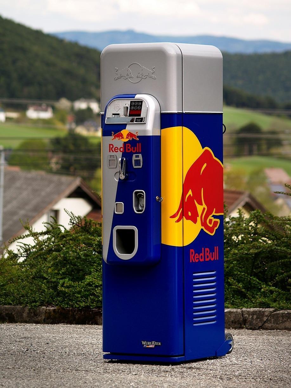 Red Bull Kühlschrank Dose Reparieren : Wurlitzer getränkeautomat vending redbull in gutenstein um