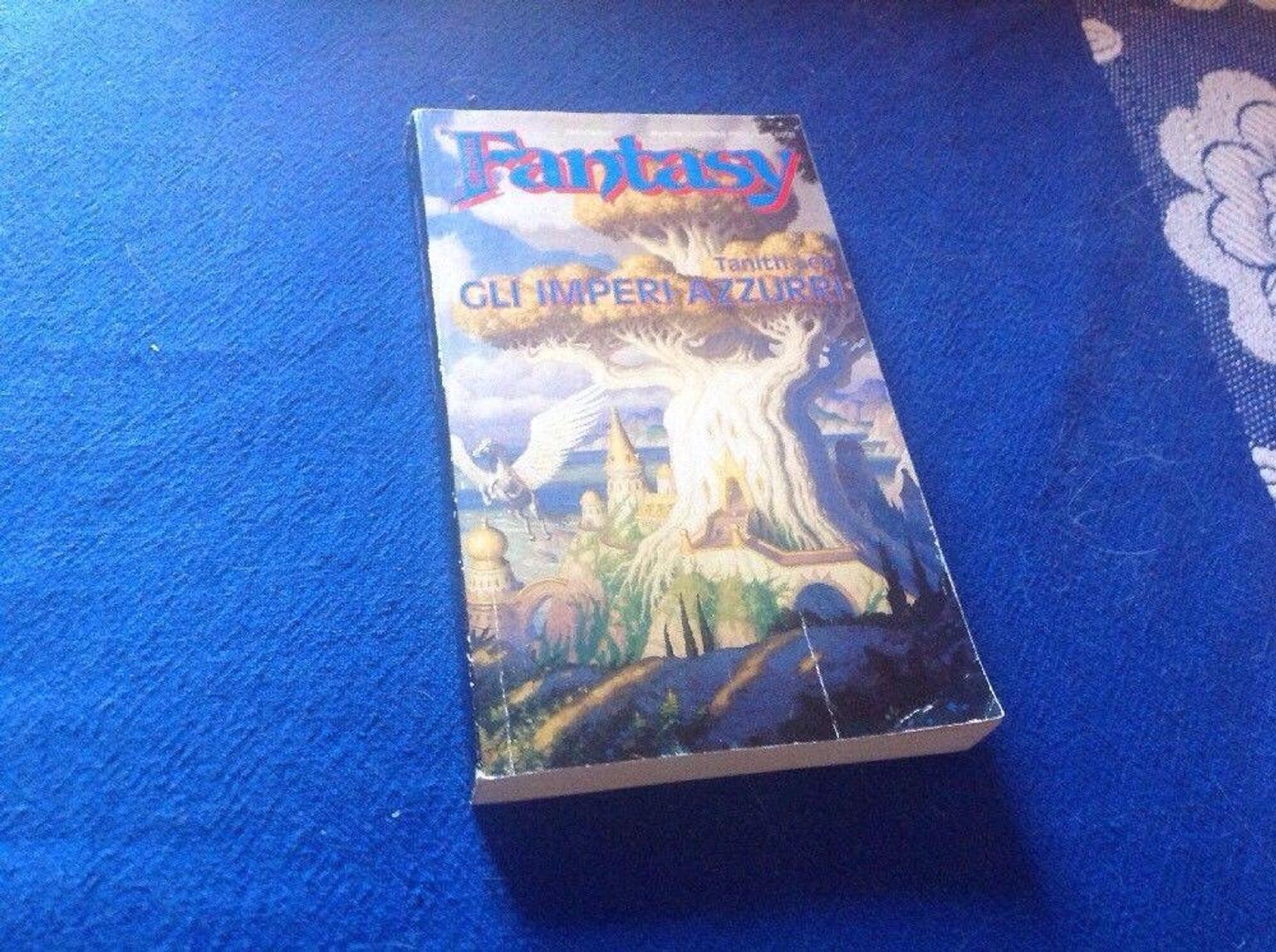Lotto libri fantasy a 5 € l'uno