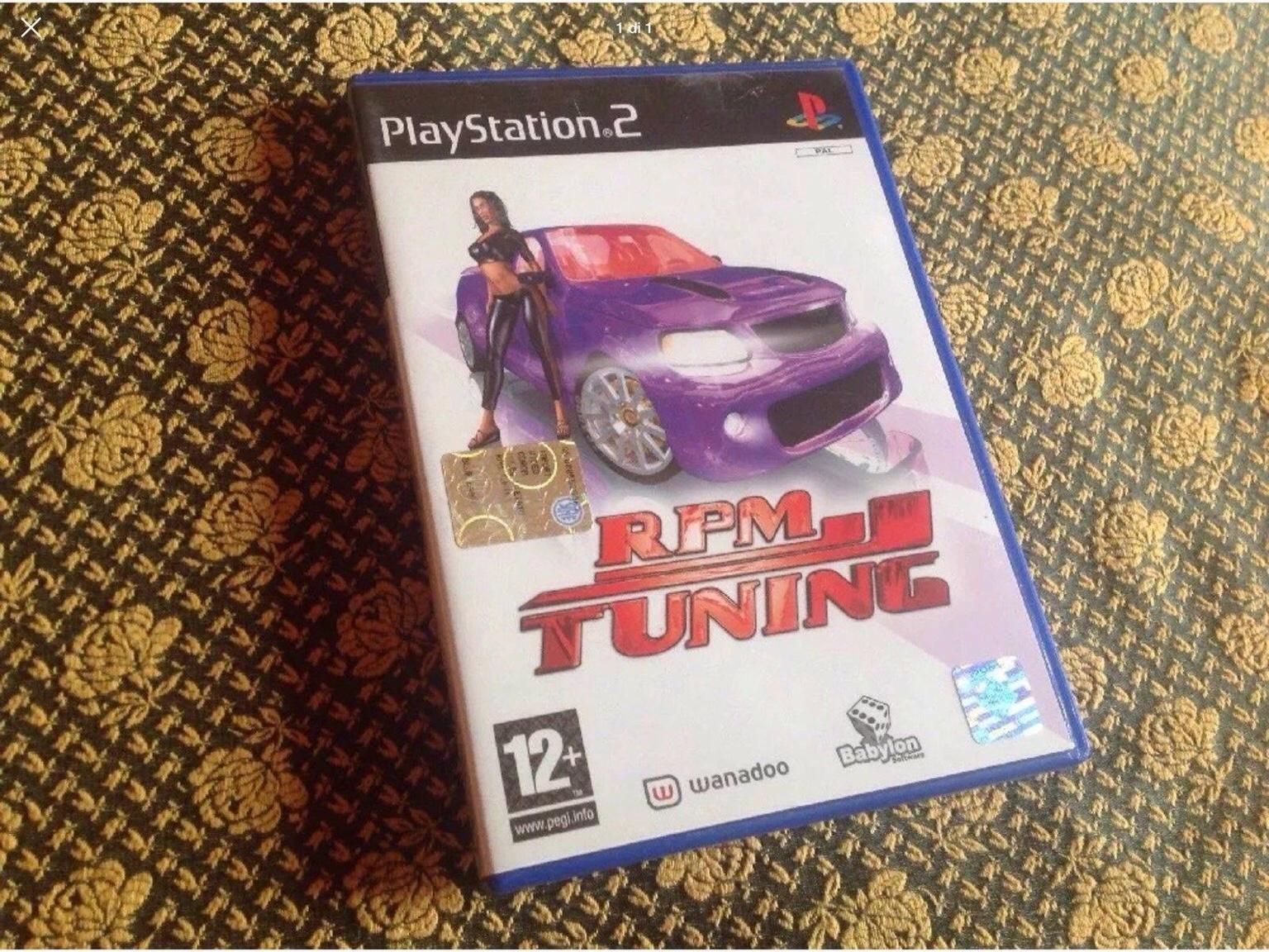 Lotto Videogiochi PS2 a 4 € l'uno